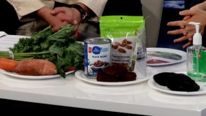 Registered Dietitian Charles Ko visits The Morning Show