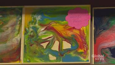 33257f22f WATCH  Community Reporter Deb Matejicka reports on the new Opening Minds  through Art training facility in Calgary. It is currently the only centre  in Canada ...