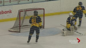 Day 4 action from the OHL Cup