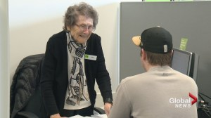 'Gives me energy!': 94-year-old Calgary great-grandma eager to help clients during hectic tax