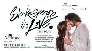 Shakespeare in Love at the Neptune Theatre