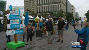 Federal building plaza now set to host Edmonton events