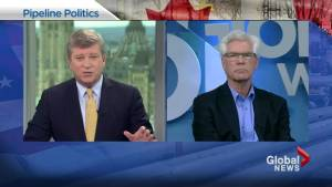 Liberal government wants to see Keystone XL built: Carr (05:27)