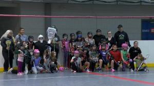 First-ever all-female Try Lacrosse Clinic held in Saskatoon