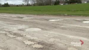 Scugog spending lump sum on road repairs