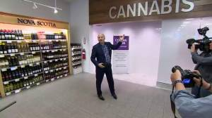 Concern about how Nova Scotia is selling legal cannabis (05:29)