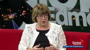Oilsands history through eyes of former natural resources minister Anne McLellan