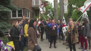 Montreal, Laval daycare workers go on strike