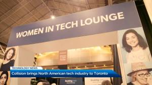 North America's largest tech conference underway in Toronto