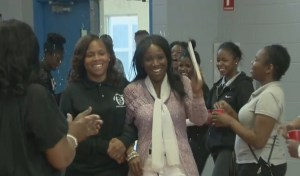 Detroit teacher donates kidney to student in need of transplant