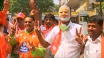 India's Modi supporters celebrate as BJP claims victory in general election