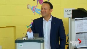 Irish PM 'quietly confident' amid brisk voting on abortion
