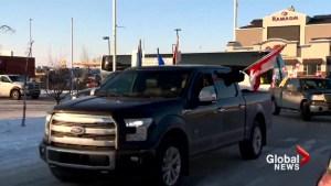 United We Roll convoy returns to Alberta