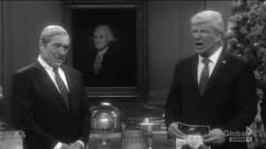 In a star-studded 'It's a Wonderful Life' spoof, SNL asks 'What if Trump were never elected?'