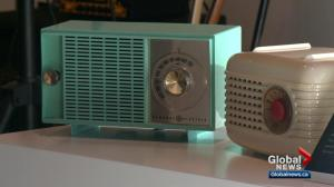 Radio exhibit launches at National Music Centre