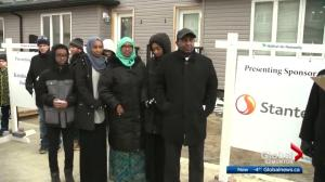 9 families receive keys to brand new Habitat for Humanity homes