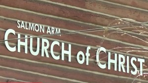 Police called to shooting at Salmon Arm church