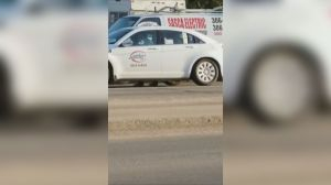 Saskatoon cab driver charged after passenger altercation caught on video