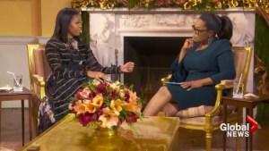 Michelle Obama tells Oprah she's no longer feeling 'necessary concept' of hope