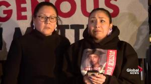 Colten Boushie's cousin says they will fight for appeal