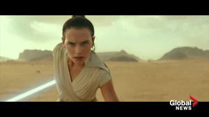 Star Wars: The Rise of Skywalker trailer debuts