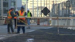 York-Bay-Yonge ramp from eastbound Gardiner Expressway closes