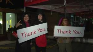 Maxine Dehart Ramada Inn United Way drive-thru breakfast raises $45,500