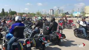 11th annual TELUS Manitoba Motorcycle Ride for Dad