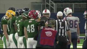 Saskatchewan competed in the International Bowl in Dallas (01:40)