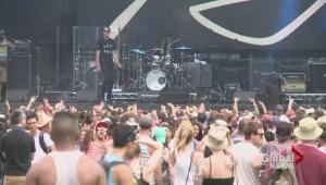 Death at Pemberton Music Festival