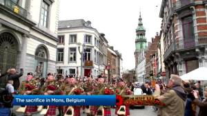 Focus Montreal: Black Watch return to Mons