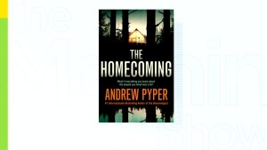 'The Homecoming' by Andrew Pyper hits bookshelves
