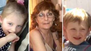 2 grandchildren, grandmother perish in California wildfires