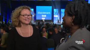 Quebec Election: Marguerite Blais switches party and joins CAQ