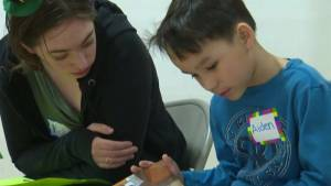 Winnipeg kids turn the page through Lawyers for Literacy