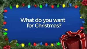 What do you want for Christmas? Toronto grade schoolers provide honest answers