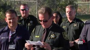 Broward County Sheriff says deputy on campus never encountered shooter