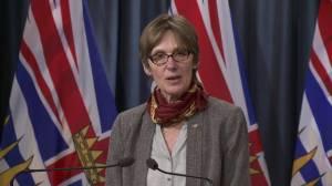 B.C. transportation minister announces ridesharing coming fall 2019
