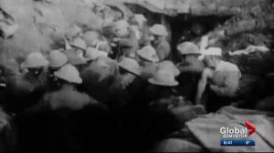 Bob Layton commemorates the Battle of Vimy Ridge