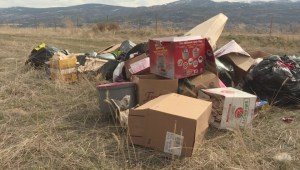 'It's disgusting': Penticton Indian Band vows to crack down on illegal dumping