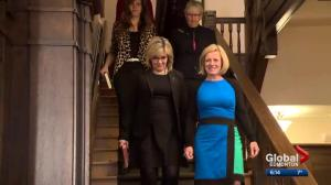 Sandra Jansen added to NDP cabinet as Premier Notley announces shuffle