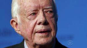 Former U.S. President Jimmy Carter diagnosed with cancer