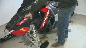 Kelowna man hoping to become North America's top snowmobiler