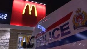 Male stabbed inside a Kingston McDonald's Restaurant