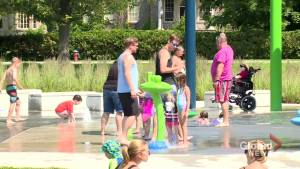 Heat warnings in effect for several areas of Nova Scotia and New Brunswick