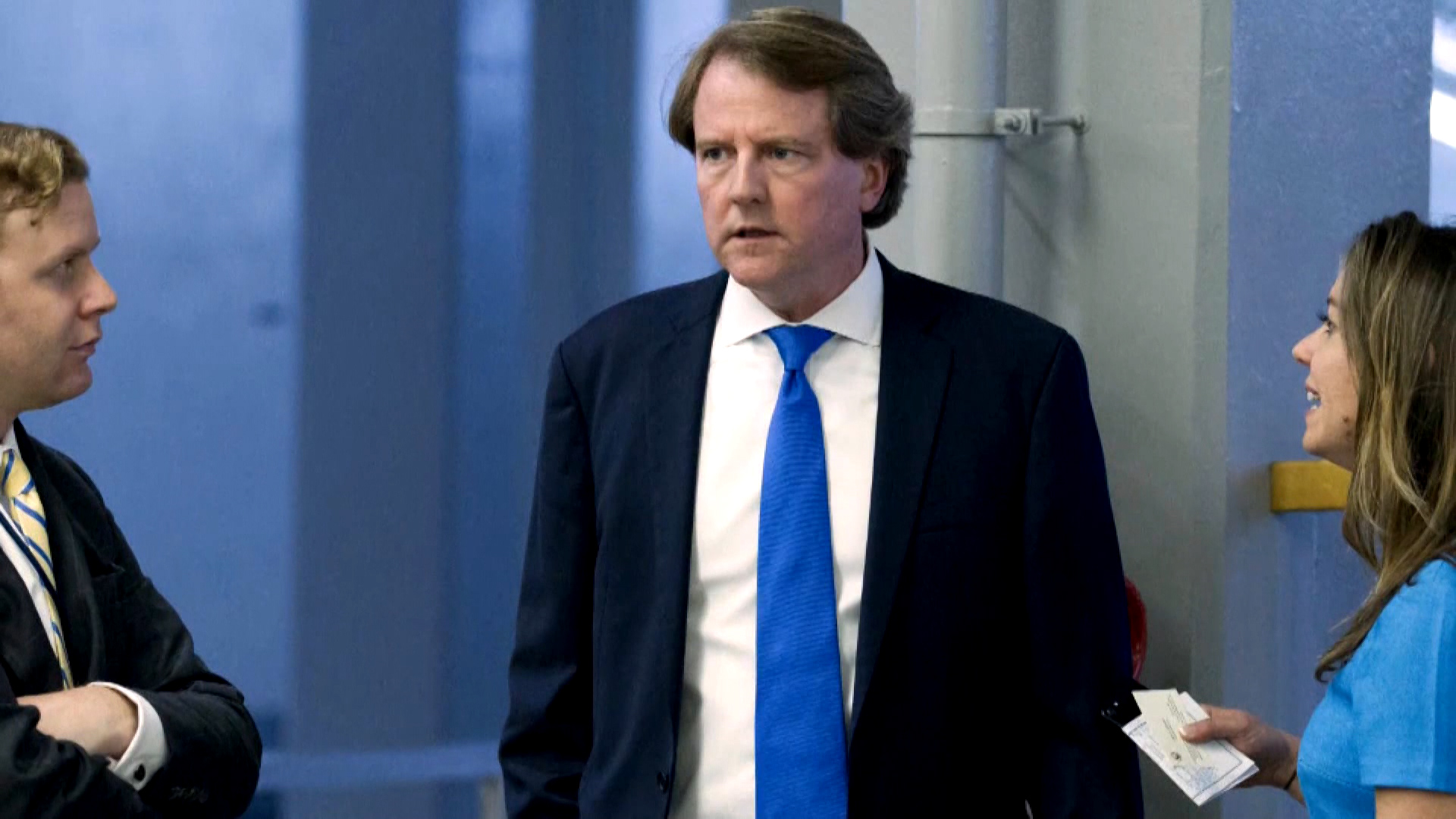 Trump Asked McGahn About Ordering DOJ Prosecutions Of Clinton, Comey