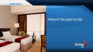 How to avoid hidden hotel fees