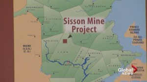 Sisson Mine project environmental concerns