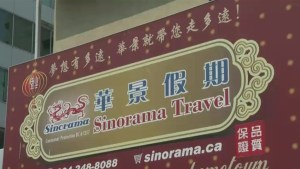 Consumer Matters warning about a Richmond travel agent