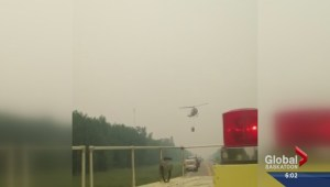 Wildfires inch closer to Saskatchewan communities